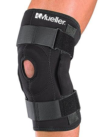 8865d24d3d Patterson Medical Triaxial Mueller Hinged Knee Brace Size:40-45 cm ...