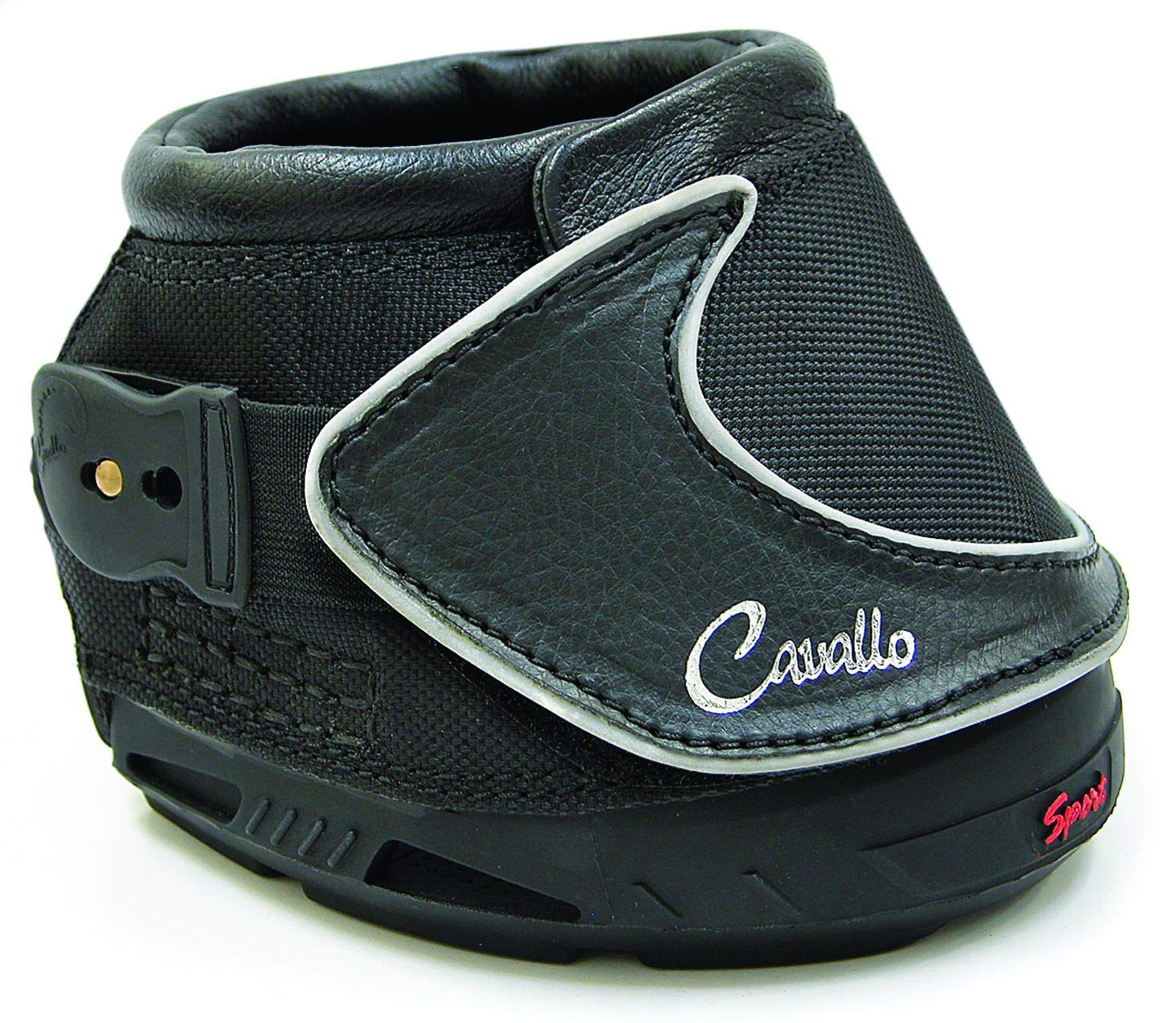 Cavallo Horse & Rider Sport Regular Sole Hoof Boot, Size 5