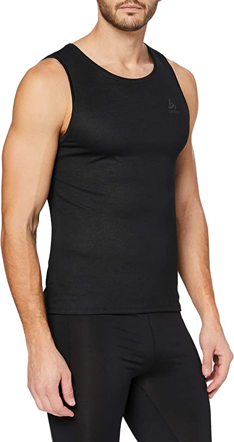 odlo Herren Suw Top Crew Neck S//S Active F-Dry Light Unterhemd