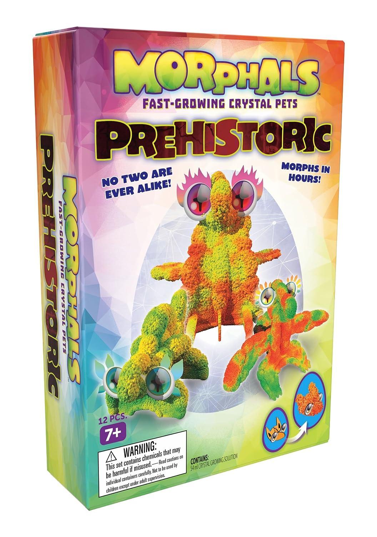 3 Pack Hachette Book Group US Toys SL16736 SmartLab Toys Morphals Prehistoric