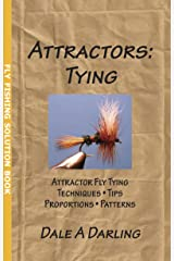 Attractors: Tying (Fly Fishing Solution Book) Kindle Edition