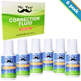 Mr Pen- Correction Fluid, Pack of 6, Correction