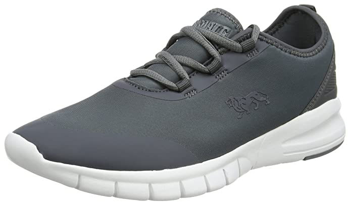 Zambia, Chaussures Multisport Outdoor Femme, Noir (Black/Black), 38 EULonsdale