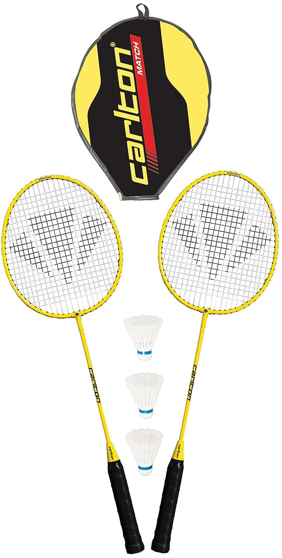 お手頃価格 Carlton Carlton Match Badminton Set Set Badminton B00NKH62X4, 池田屋:a0d832f7 --- arianechie.dominiotemporario.com