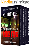 The DCI Isaac Cook Thriller Series: Books 1 - 6: The Complete Series (The DCI Isaac Cook Thriller Series Boxset)