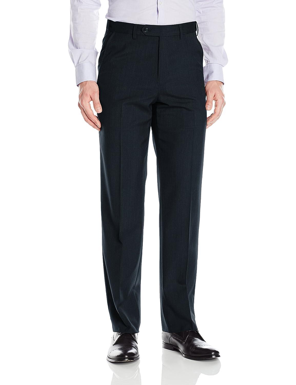 Palm Beach Mens Expander Plain Dress Pant Washable Palm Beach Men/'s Tailored G121 Washable