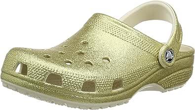 Crocs Classic Glitter Clog, Clogs Hombre