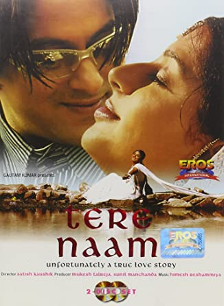 Amazoncom Tere Naam Bollywood Feature Film Salman Khan Bhoomika