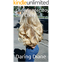 Cheerleader:Boy Can Cheer (Lee Corcoran Book 2) book cover