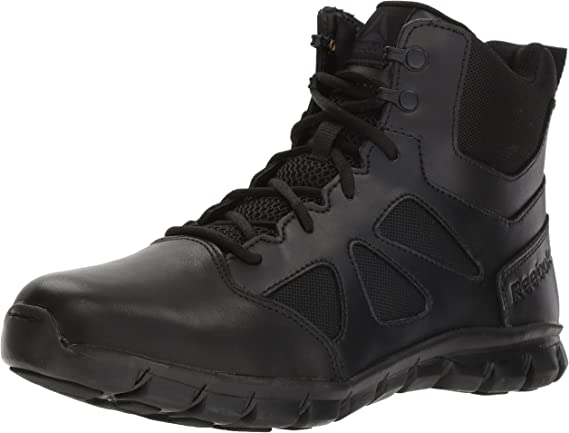 Reebok Men's Sublite Cushion Tactical RB8605 Military & Tactical Boot
