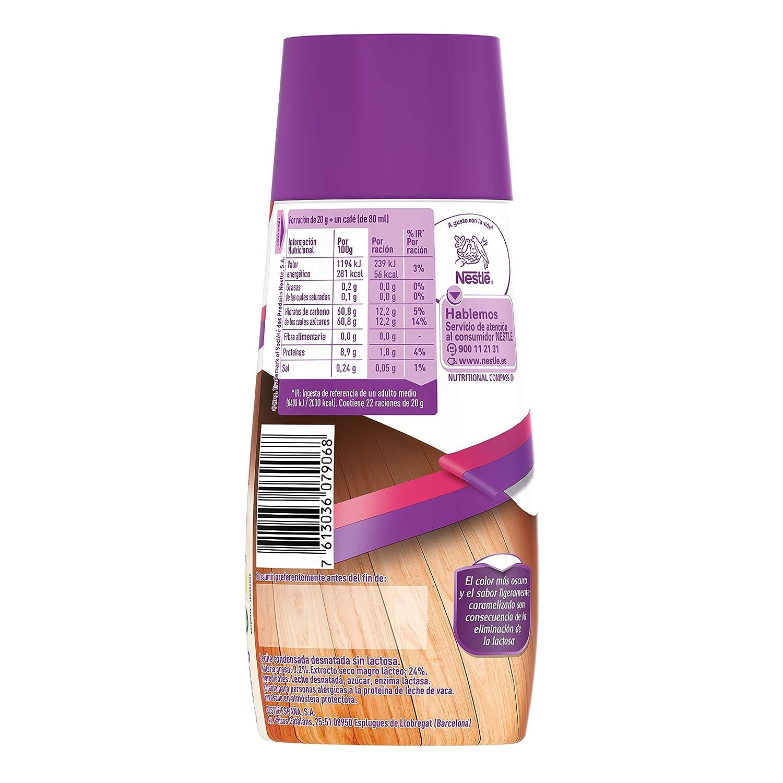 Nestlé La Lechera Leche Condensada Desnatada Sin Lactosa Botella Anti Goteo - 450 gr: Amazon.es: Amazon Pantry