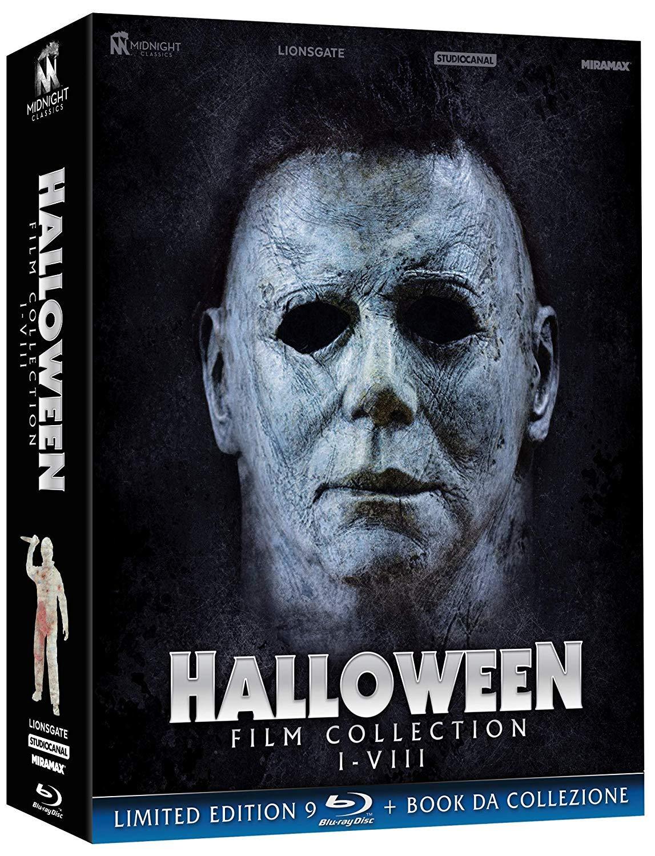 Halloween Film Collection (9 Blu-Ray) [Italia] [Blu-ray]