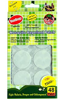 Buy gravelart baby impression kit do it yourself online at low runbugz mosquito repellent patch plain colors pack of 48 white solutioingenieria Choice Image