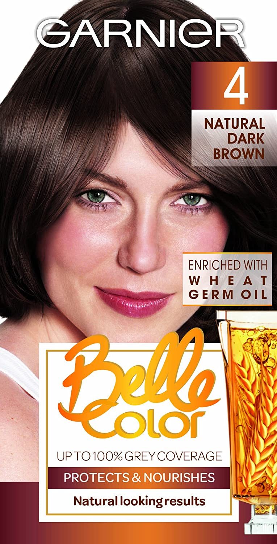 Garnier Belle Color 71 Natural Dark Ash Blonde Permanent Hair Dye
