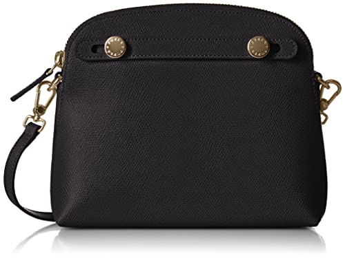 3d9d9129bb FURLA Piper Mini Borsa a Secchiello, Pelle, Onyx, 20 cm: Amazon.it: Scarpe  e borse