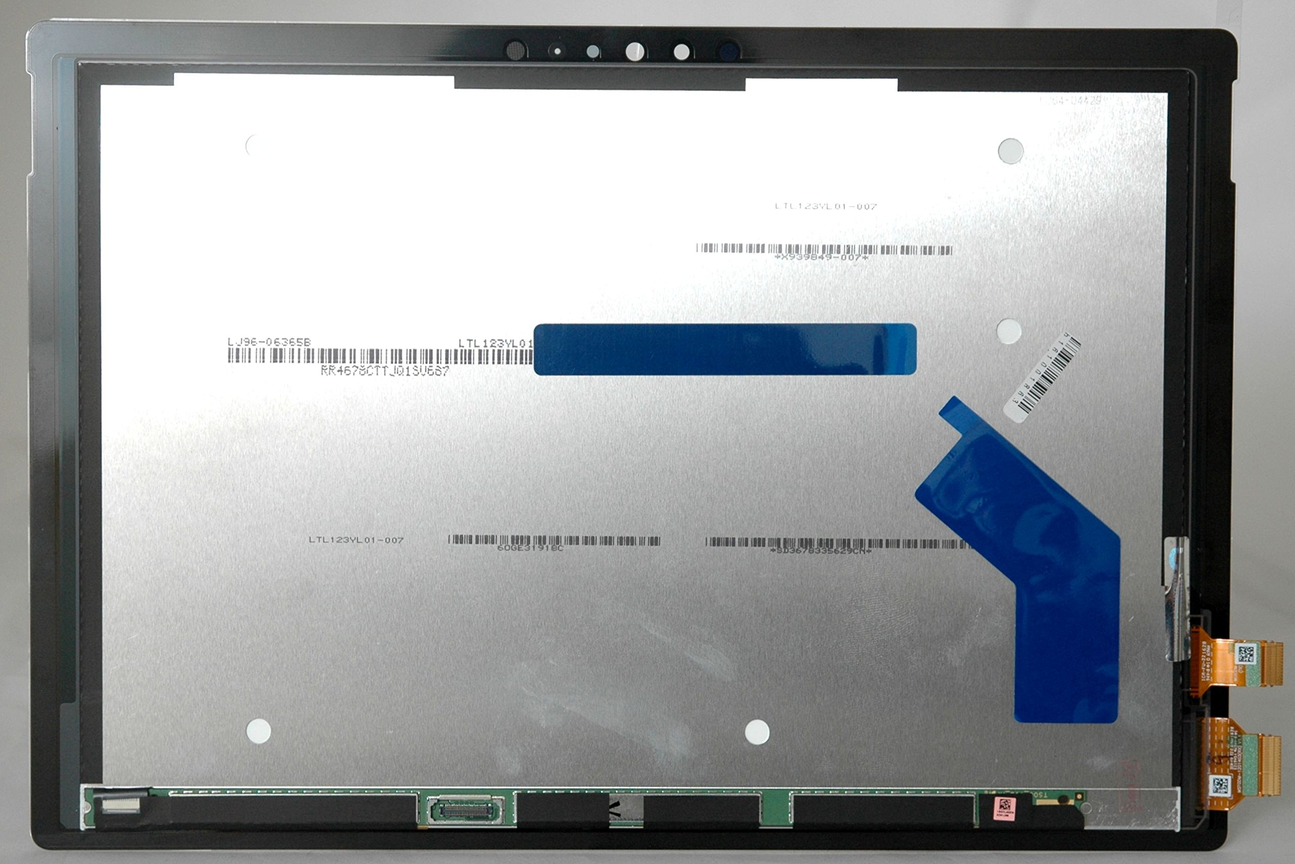 Microsoft Surface Pro 4 1724 V1.0 12.3'' LCD Display Touch Screen Digitizer Assembly by vectus