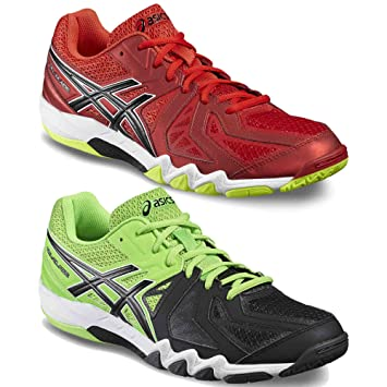 5 co Chaussures Gel uk Amazon Sports Blade Asics Rougenoirjaune wtqFxaH