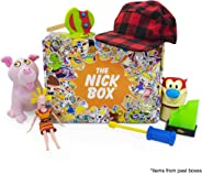 The Nickelodeon Box –The Officially Licensed Nickelodeon Mystery Gift Subscription Box