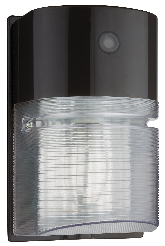 Lithonia Lighting OWP2 50M 120 P LP BZ M4 General Purpose Outdoor Premium Wall Pack with 50-Watt Metal Halide Lamp, Black Bronze