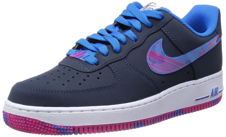 Nike Huarache Drift (Gs) - Racer Blau Racer Blau-schwarz - Freizeit-Schuhe-Kinder