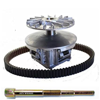 Amazon com: Kawasaki 600/610 / SX Mule Primary Clutch Drive