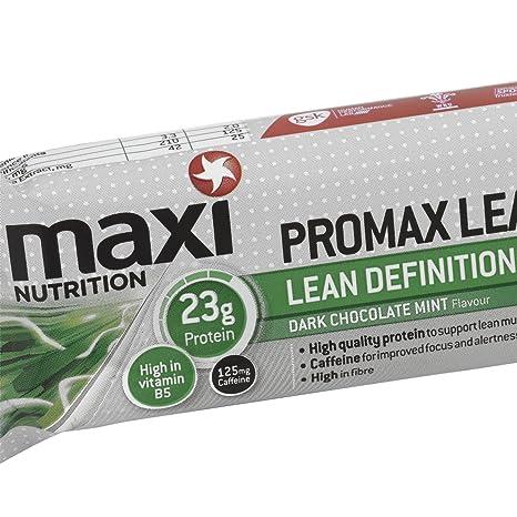 Maximuscle Promax Diätplan