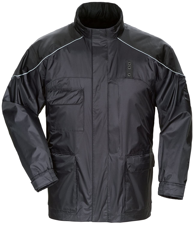 Large Tourmaster Sentinel-LE Rain Jacket HI-VIZ