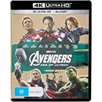 Avengers: Age of Ultron (4K Ultra HD + Blu-ray)