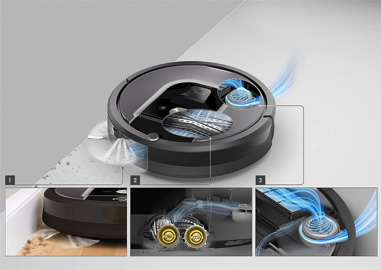 L'iRobot Roomba 960, un aspirateur robot parmi les plus performants