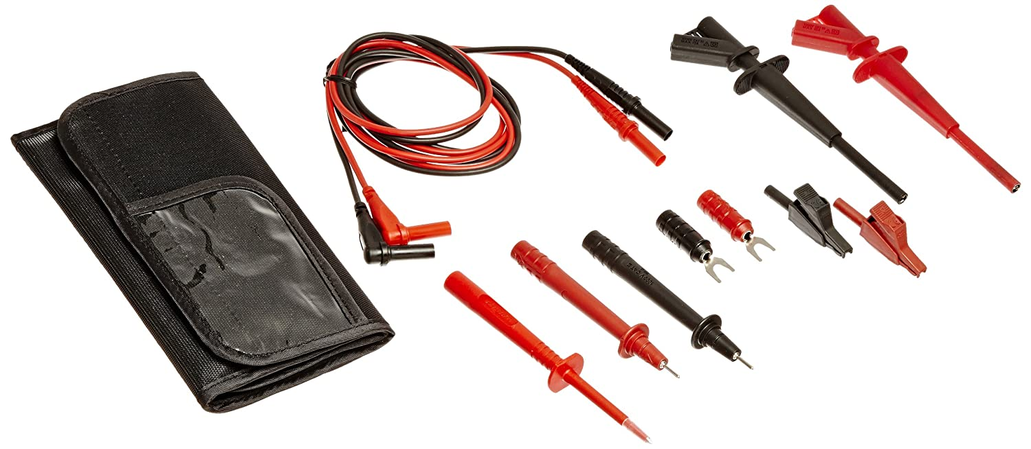 Amprobe DL248D Deluxe Test Lead Kit AMPROBEDL248D