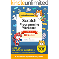 Scratch Programming Workbook: Practice Exercises (English Edition)