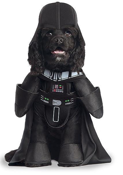 Star Wars Darth Vader Pet Costume Extra Large  sc 1 st  Amazon.com & Amazon.com : Star Wars Darth Vader Pet Costume Extra Large : Star ...