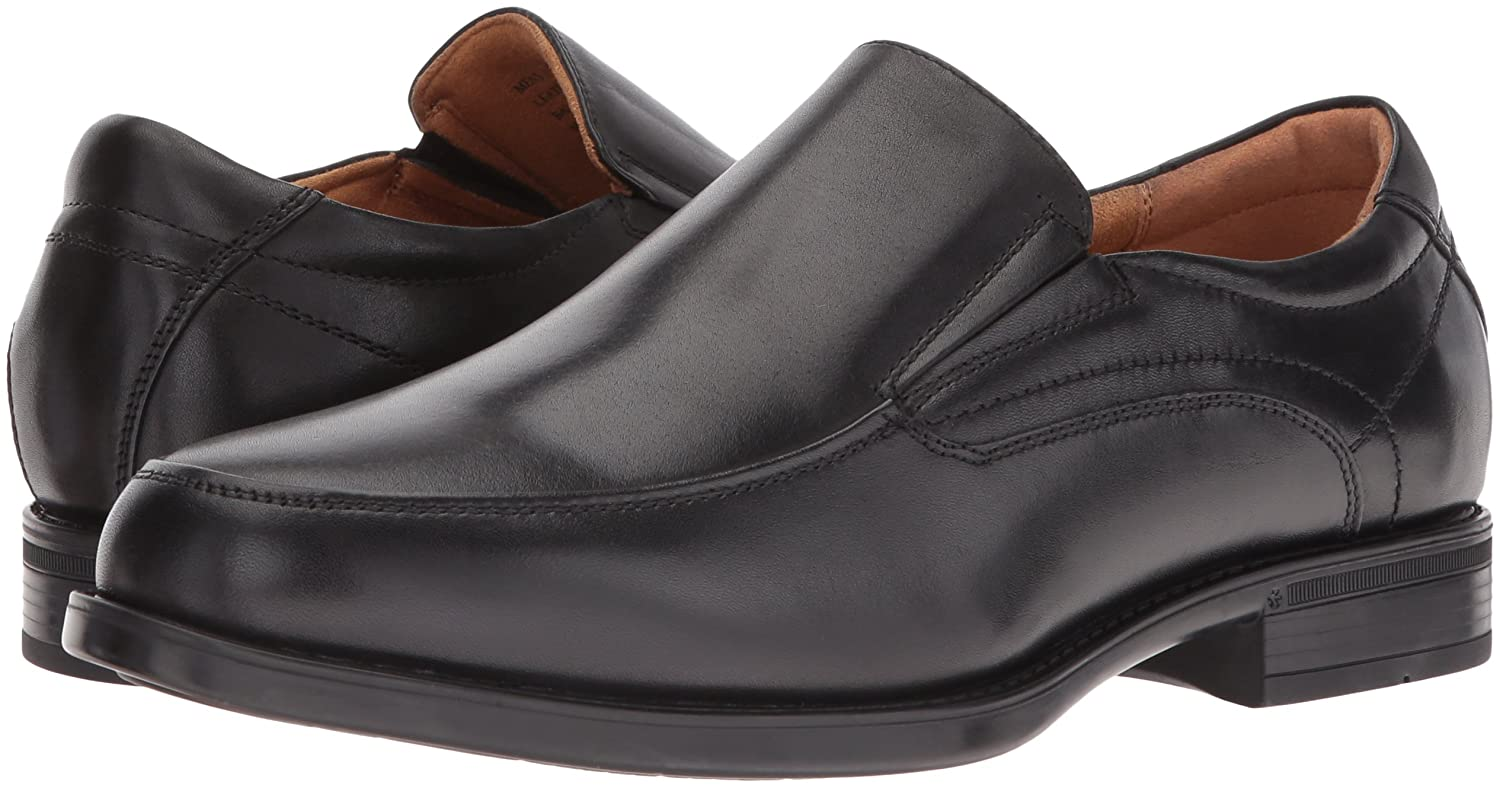 Amazon.com | Florsheim Men's Medfield Moc Toe Slip-on Loafer Dress Shoe |  Loafers & Slip-Ons