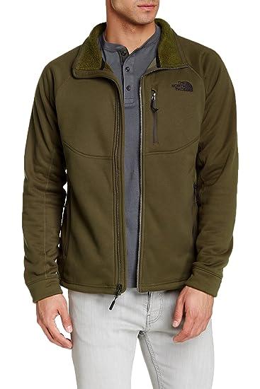 4f381d9e6 The North Face Men's Timber Full Zip Fleece Jacket at Amazon Men's ...