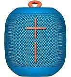 Ultimate Ears Bluetooth スピーカー WS650BL ブルー (SUBZERO) 防水 IPX7 ワイヤレス ポータブル 10時間連続再生 WONDERBOOM 国内正規品 2年間メーカー保証