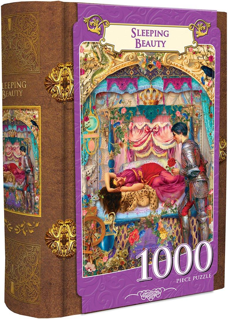 Sleeping Beauty: Book Box (Book Box 1000pc)