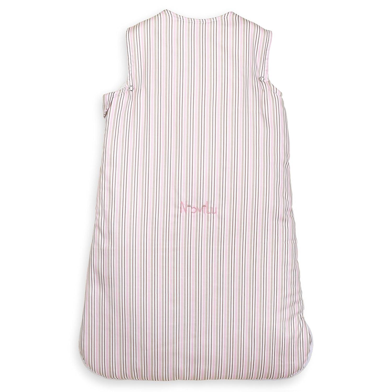 NioviLu Design Saco de dormir para bebé - La Reine (0-6 meses / 70 cm - 1 Tog): Amazon.es: Bebé