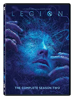 Book Cover: Legion: The Complete Season Two