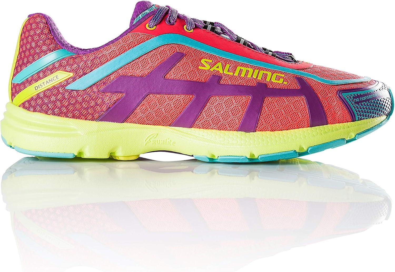 Salming D5 Natural Diva Pink - Zapatillas de Running para Mujer (7 ...