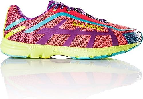 Salming Distance D5 Natural - Zapatillas de Running para Mujer: Amazon.es: Zapatos y complementos