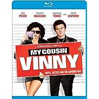 My Cousin Vinny Blu-ray Discs