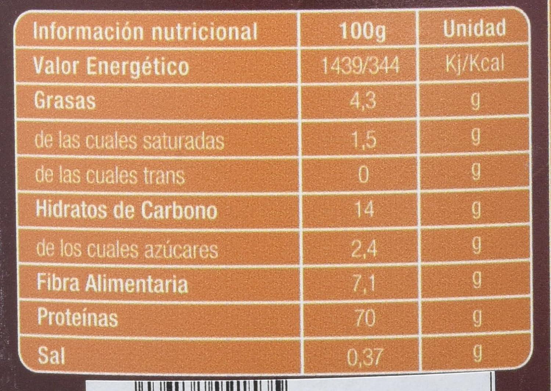 Energy Feelings   Proteína Vegana Ecológica Sabor Chocolate   70% Proteína de Arroz, Guisante y Calabaza   Sin Gluten   Sin Lactosa   Proteína en ...