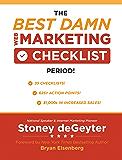 The Best Damn Web Marketing Checklist, Period!