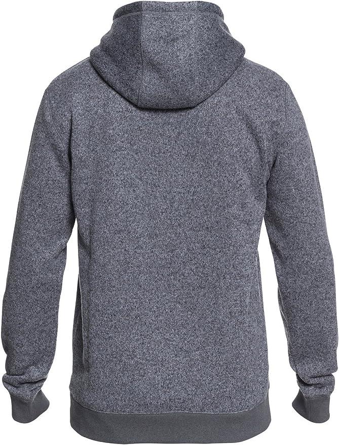 Quiksilver Keller Sweat Cap Homme Gris: : Vêtements