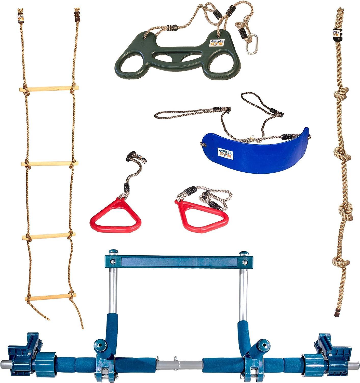 Gym1 Deluxe Indoor Gym Set
