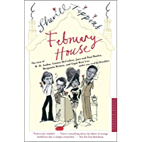 February House: The Story of W. H. Auden, Carson McCullers, Jane and Paul Bowles, Benjamin Britten, and Gypsy Rose Lee… book cover