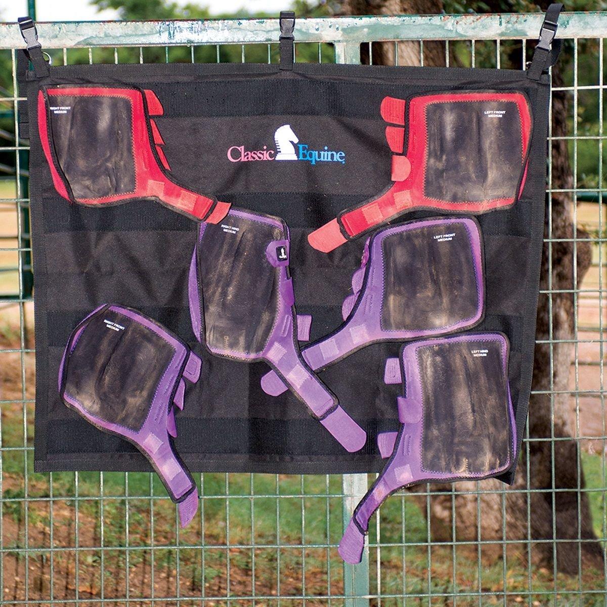 Classic Equine Horse Stiefel Rack Quick Dry Aufhängen Wash Rack Stiefel 4 Haken Schwarz f674d8