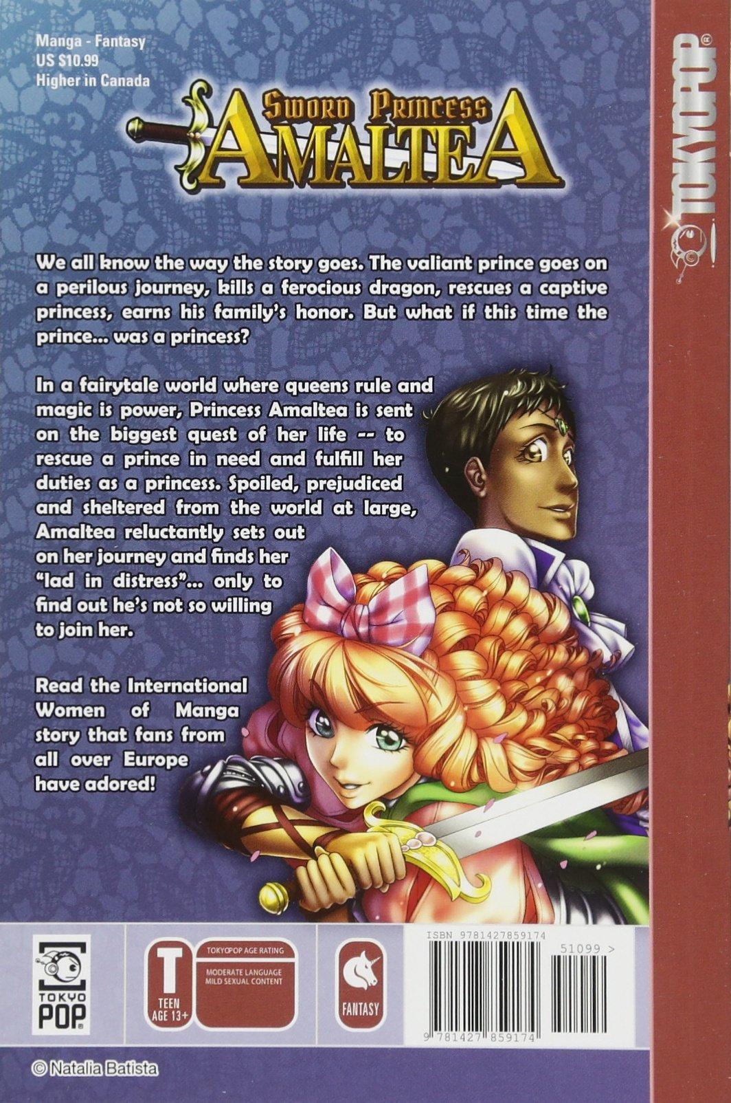Sword princess amaltea volume 1 manga english livros na amazon sword princess amaltea volume 1 manga english livros na amazon brasil 9781427859174 fandeluxe Images