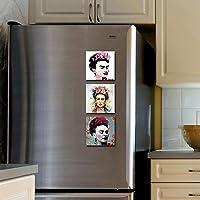 K Dekorasyon Sanat KMG3-1002 Tablo, Çok Renkli