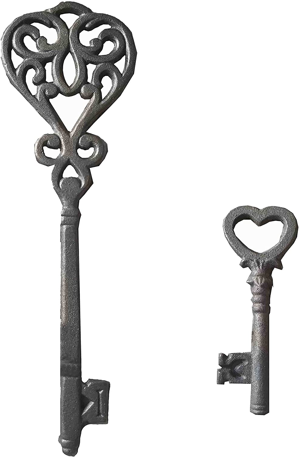 Johouse Large Iron Decorative Skeleton Key